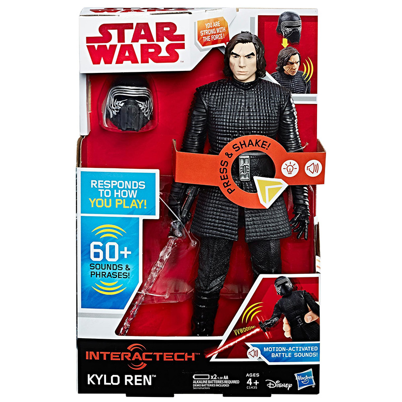Star Wars Interachtech Kylo Ren Electronic