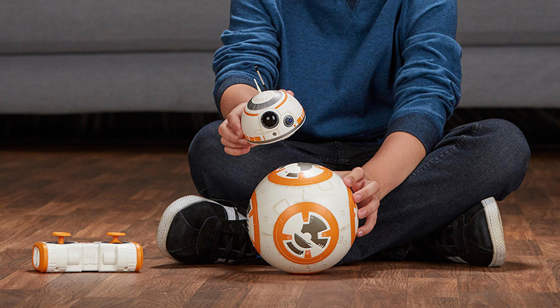 Star Wars The Last Jedi Hyperdrive BB8