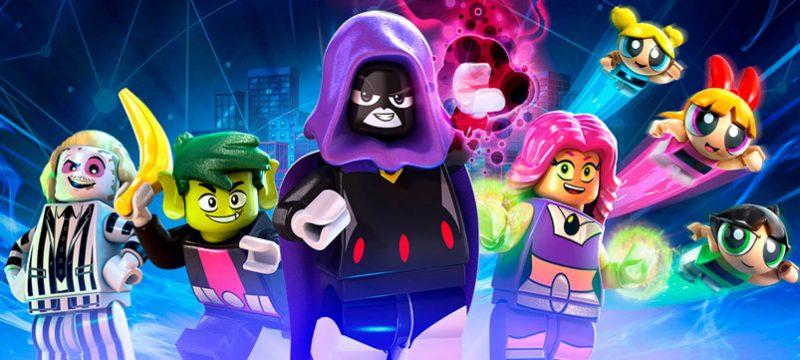 Teen Titans Go y Las Chicas Superpoderosas LEGO Dimensions
