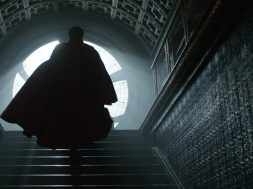 Thor Ragnarok Dr. Strange