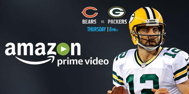 Thursday Night Football Amazon Prime Video