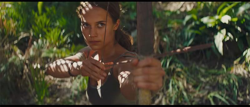 Tomb Raider 1 trailer