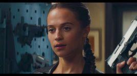 Checa el primer tráiler de la próxima cinta de Tomb Raider