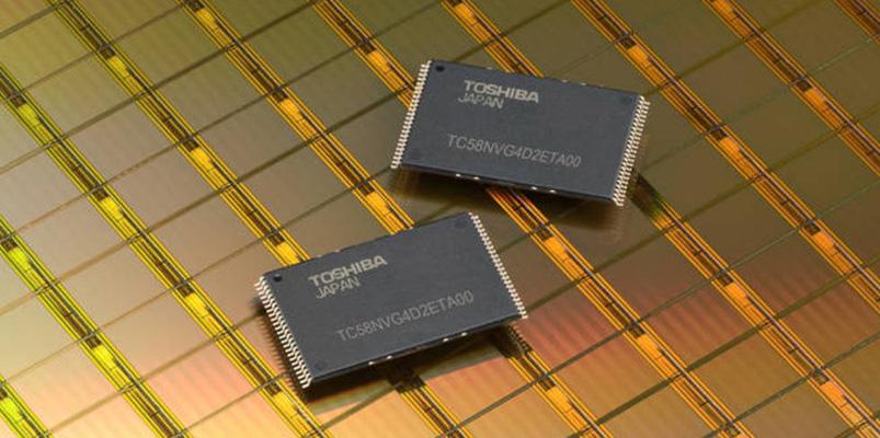 Toshiba vende su división de chips de memoria a Apple y Dell
