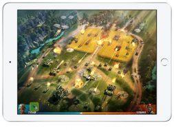 War Planet Online iPad