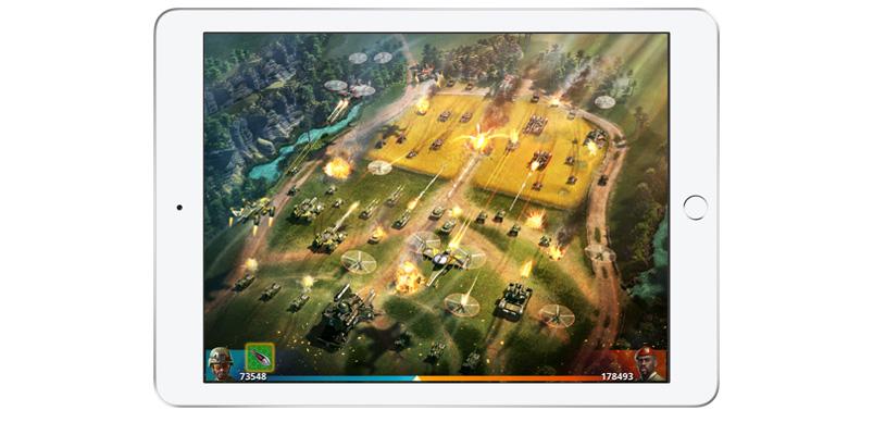 War Planet Online, acción en tiempo real para tu iPad o iPhone