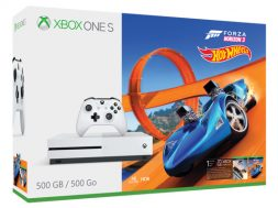 Xbox ONE S Paquete Forza Horizon 3 Hot Wheels