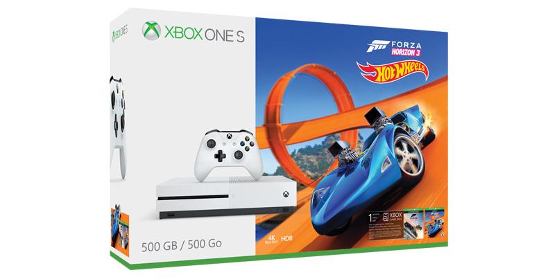 Xbox One S edición Forza Horizon 3 Hot Wheels llega a México