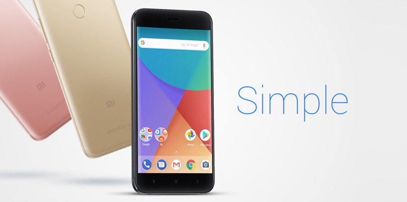 Xiaomi Mi A1 el nuevo smartphone chino con Android puro