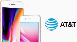 iPhone 8 y iPhone 8 Plus llegarán a AT&T el 22 de septiembre