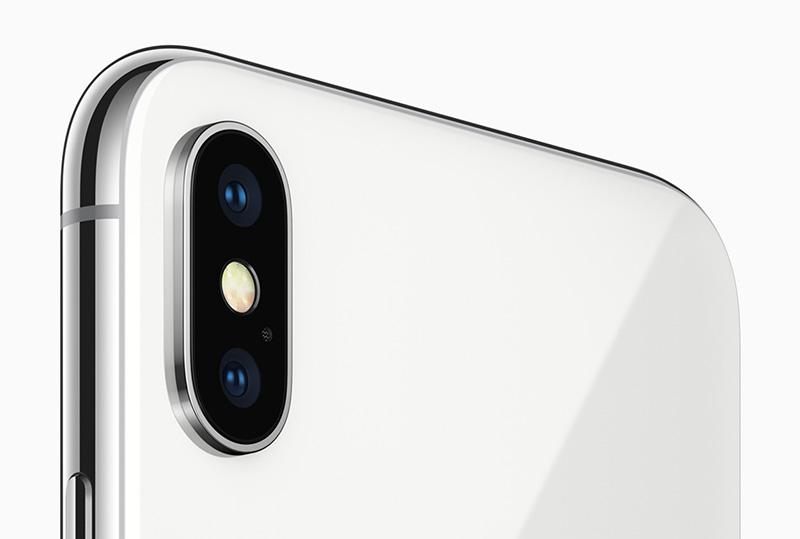 iPhone X cámaras