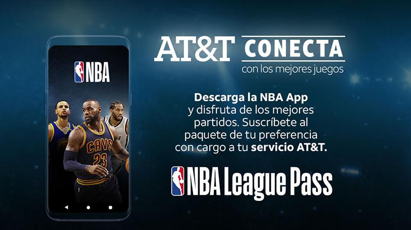 AT&T Conecta NBA