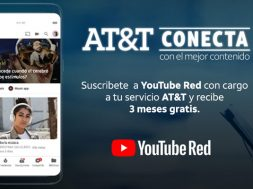 AT&T Conecta YouTube