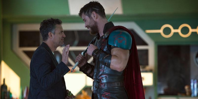 #AmigosdelTrabajo te da una función especial de Thor: Ragnarok