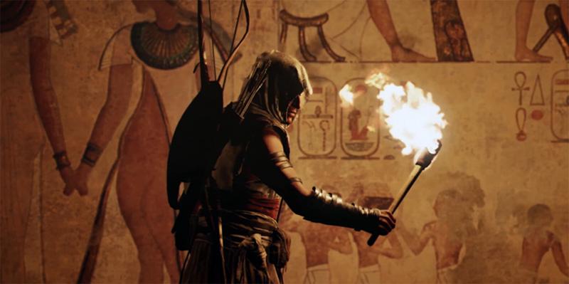 Assassins Creed Origins Medjay