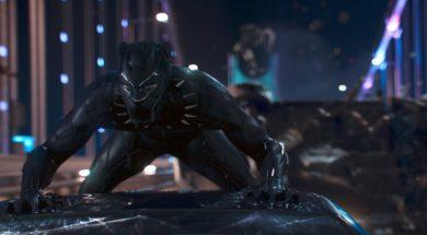 Black Panther tráiler y póster