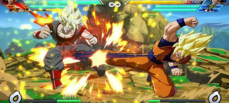 Dragon Ball FighterZ fecha