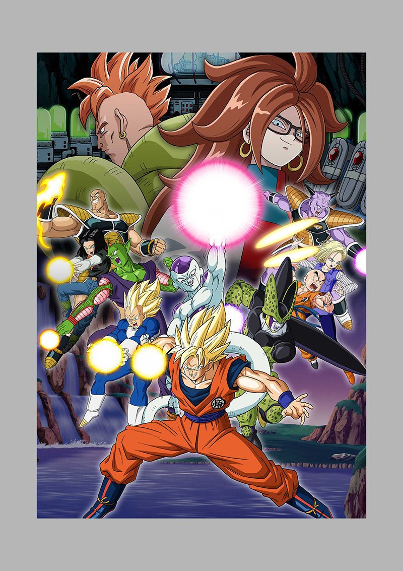 Dragon Ball FighterZ fecha poster