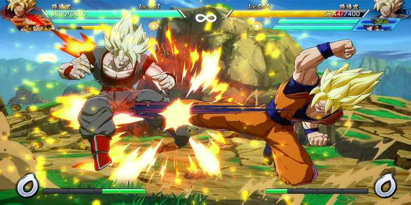 Dragon Ball FighterZ estará llegando el 26 de enero de 2018