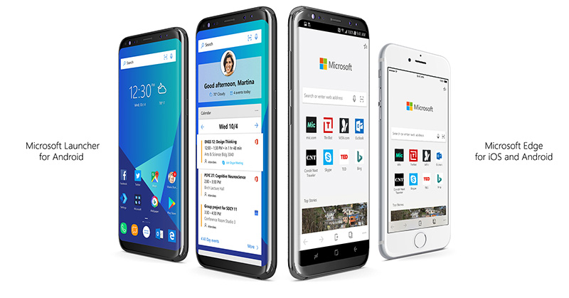 Edge Android iOS