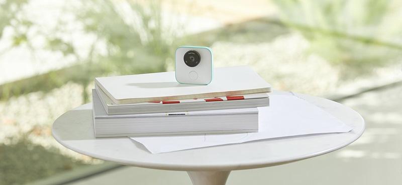 Google Clips cámara