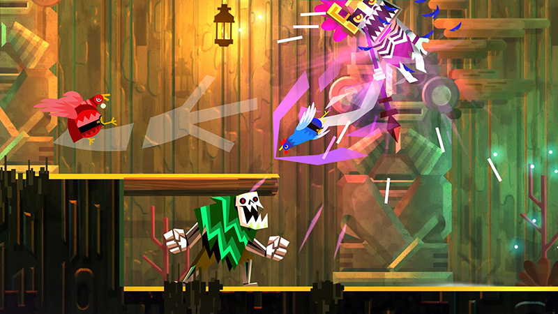 Guacamelee 2 PlayStation 4 PGW