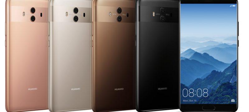 Huawei Mate 10 lanzamiento