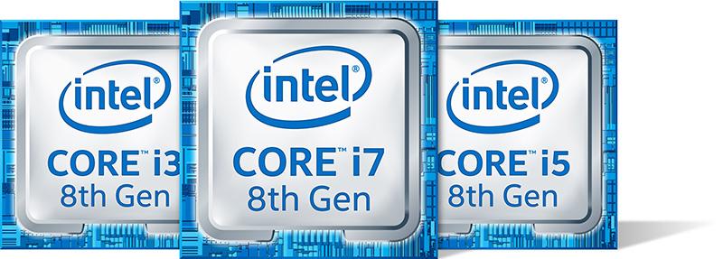 Intel Core 8a generacion