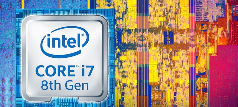 Intel Core i7 8a generacion