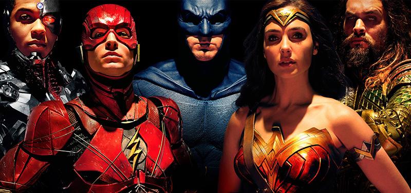 Justice League noviembre