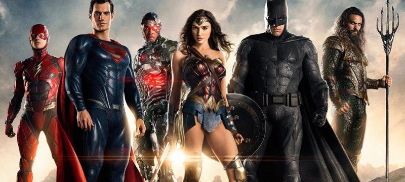Justice League trailer definitivo