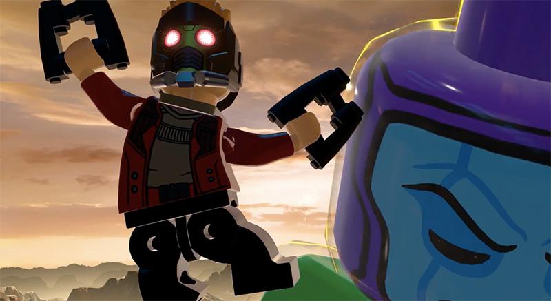 LEGO Marvel Super Heroes 2 Nuevos superheroes