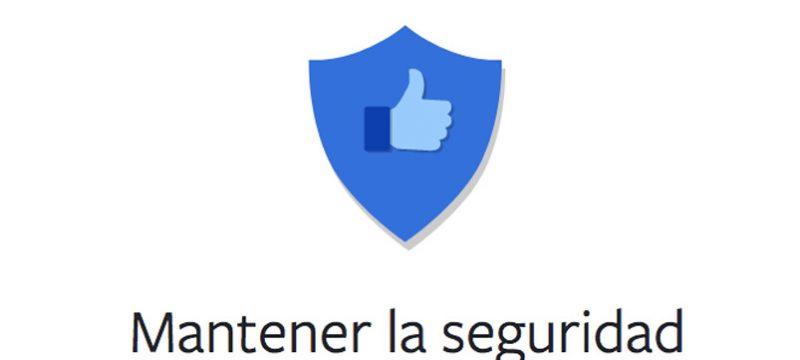 Medidas de seguridad Facebook
