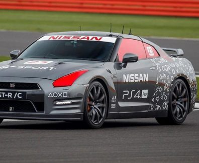 Nissan GT-R /C DualShock