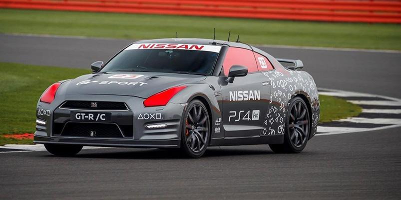 De Gran Turismo a la vida real, conoce al Nissan GT-R /C