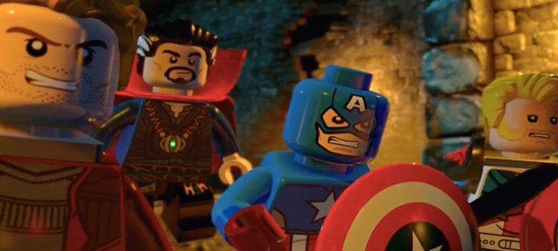 Nuevos superheroes de LEGO Marvel Super Heroes 2