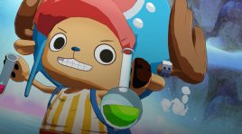 One Piece: Unlimited World Red Deluxe Edition ya en Switch