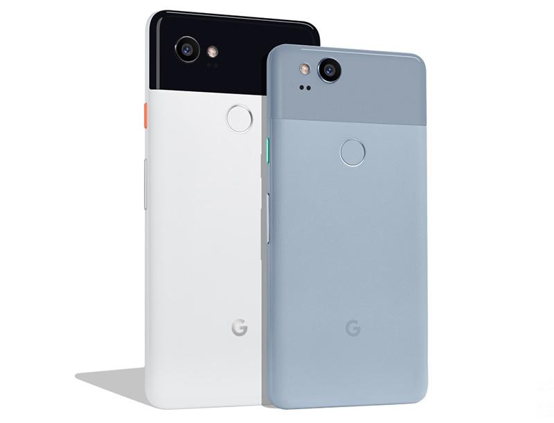 Google Pixel 2 camara