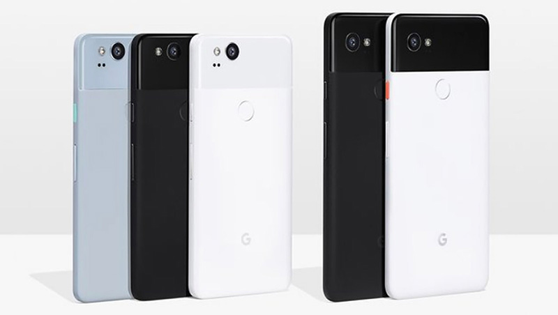 Snapdragon 835 Pixel 2 XL 2