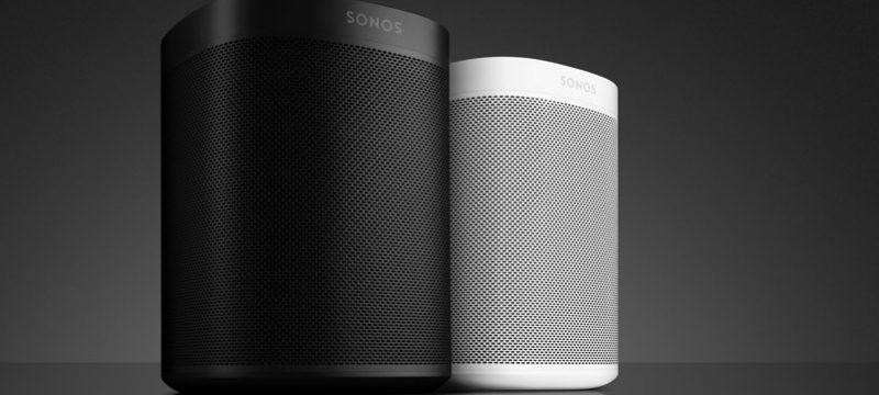Sonos One Alexa