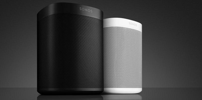 Sonos One compatible con Alexa y pronto con Google Assistant