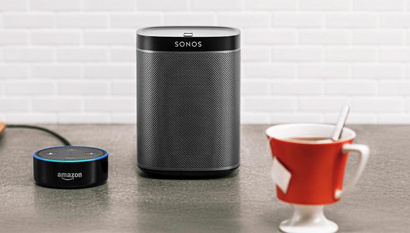 Sonos One bocina Alexa