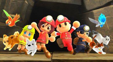 Spelunker Party Nintendo Switch