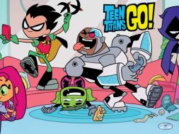 Teen Titans GO to the Movies Kristen Bell Will Arnett