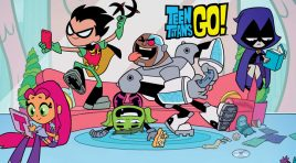 Kristen Bell y Will Arnett estarán en Teen Titans GO! to the Movies