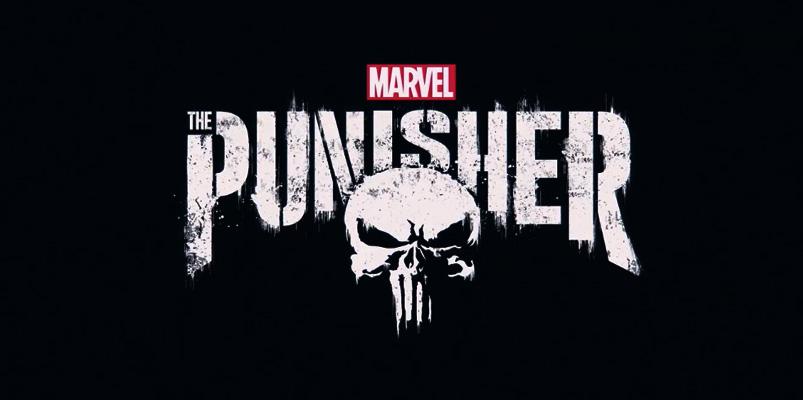 The Punisher Netflix logo