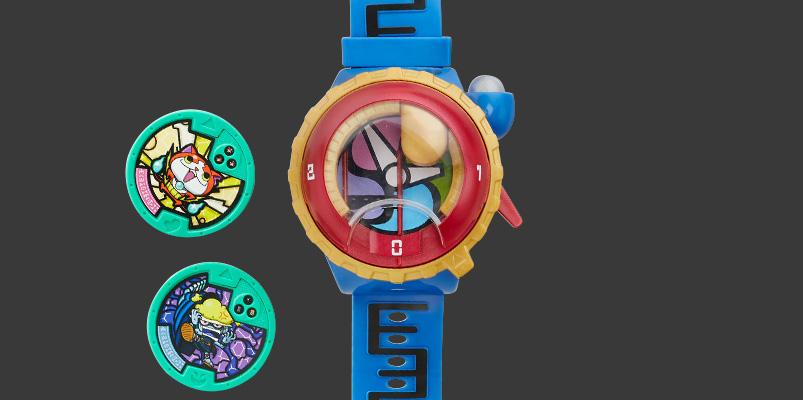 Llegan los nuevos juguetes de Yo-Kai Watch Temporada 2