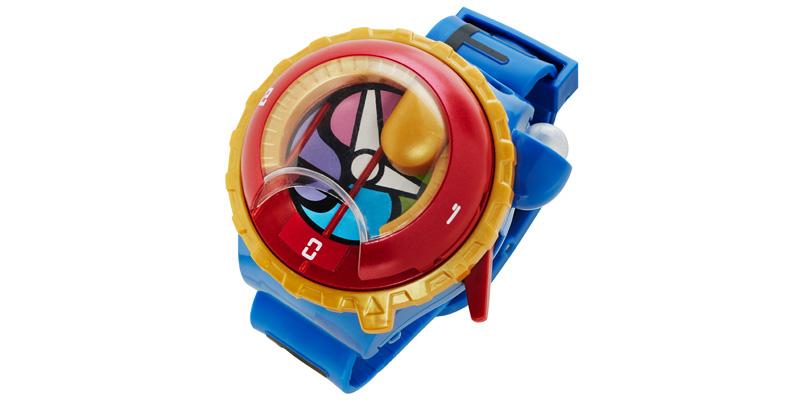 Yo-Kai reloj modelo Zero