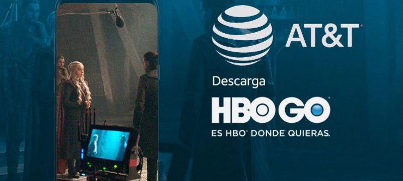 AT&T Mexico HBO Go