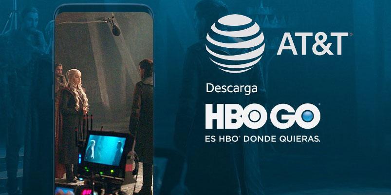 Disfruta de HBO GO en tu smartphone con AT&T Conecta